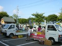強命水 ブログ 上諏訪温泉朝市2.jpg